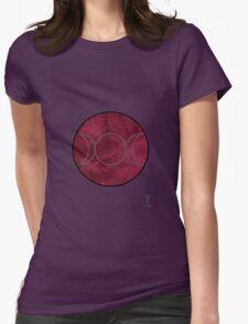 Triple Goddess red velvet T-Shirt