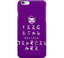 KEEP CALM because HE LOVES YOU (in SDFSDGF) iPhone Case/Skin