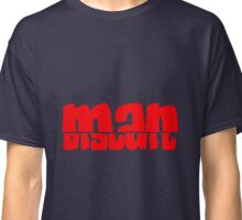 Half Man Half Biscuit RED Classic T-Shirt