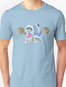 Ice Climbers Typography Unisex T-Shirt