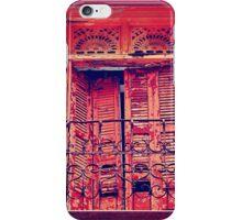 Casco Antiguo, Panama-- Old Door #3 iPhone Case/Skin
