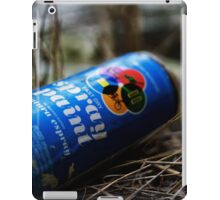Tagger's Remains iPad Case/Skin