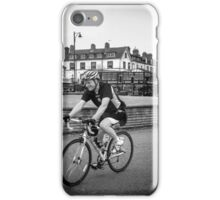 around the clock - two wheels iPhone Case/Skin