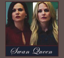 Swan Queen - I choose my own destiny by SwanQueen