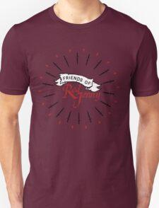 BFFs (black knives) Unisex T-Shirt
