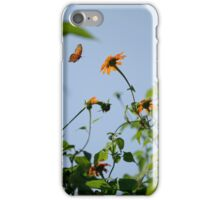 Flying Monarch iPhone Case/Skin