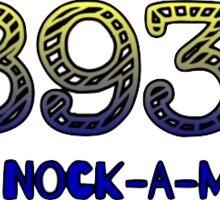 Camp Nock-A-Mixon Sticker