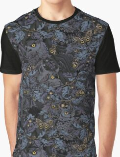 Fit In (moonlight blue) Graphic T-Shirt