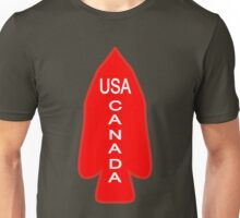 First Special Service Force 'The Devil's Brigade' (Canada/USA - Historical) Unisex T-Shirt