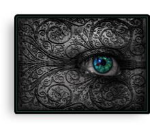 Visions In The Dark Canvas Print