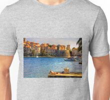 Korcula Harbour Unisex T-Shirt