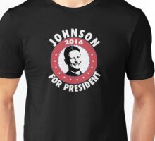 Gary Johnson for President 2016  Unisex T-Shirt