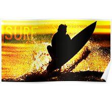 Surf St. Poster
