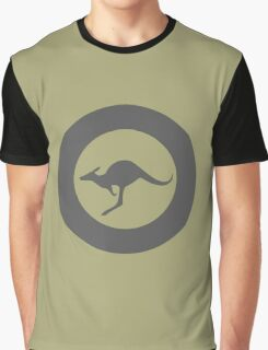 Royal Australian Air Force - Roundel low visibility Graphic T-Shirt