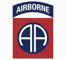 82nd Airborne Division (US Army) One Piece - Short Sleeve