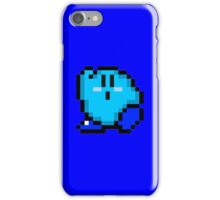 Kirby (Blue) iPhone Case/Skin