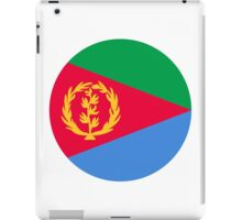Eritrean Air Force - Roundel iPad Case/Skin