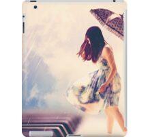 The Rain Murmurs Music iPad Case/Skin