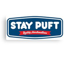 Ghostbusters - Stay Puft Logo Canvas Print