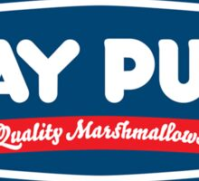 Ghostbusters - Stay Puft Logo Sticker