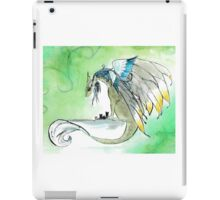 protected by the beast iPad Case/Skin