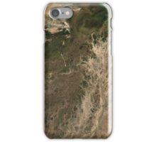 Niger River Inland Delta Mali Africa Satellite Image iPhone Case/Skin