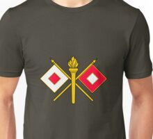 Signal Corps - Branch Insignia (United States Army) Unisex T-Shirt