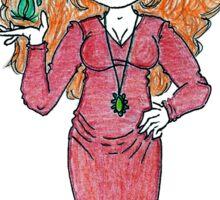 Rowena : ' Ello Mother Sticker