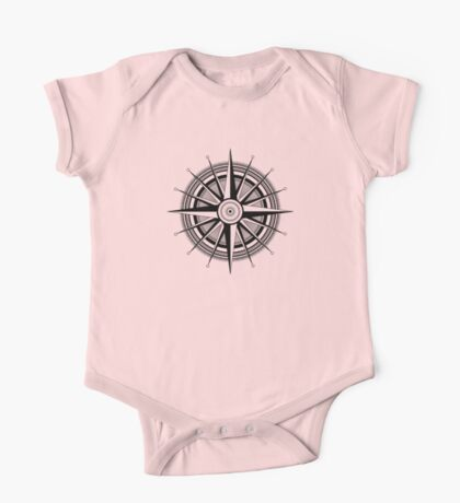 Compass One Piece - Short Sleeve