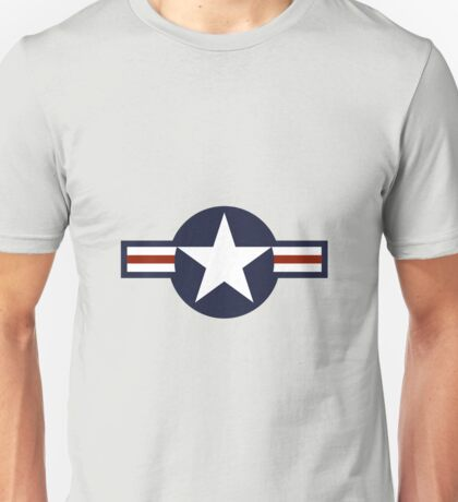 United States Air Force - Roundel Unisex T-Shirt