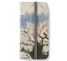 Cherry Blossom iPhone Wallet/Case/Skin