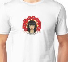 "ARACELI MUDAWAR: ""My name ain't 'you' "" Unisex T-Shirt"