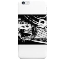 Abstract Thoughts iPhone Case/Skin
