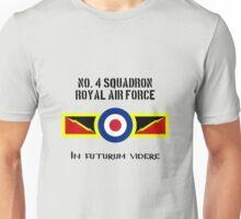 No. 4 Squadron RAF Unisex T-Shirt