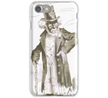 Performing Arts Posters Richards Pringles Famous Georgia Minstrels 0232 iPhone Case/Skin