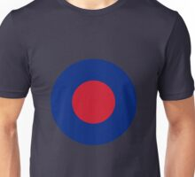 Royal Air Force - Roundel (low vis) Unisex T-Shirt