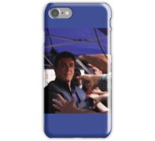 Sylvester Stallone in Cologne - 2014 iPhone Case/Skin