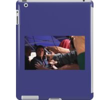 Sylvester Stallone in Cologne - 2014 iPad Case/Skin