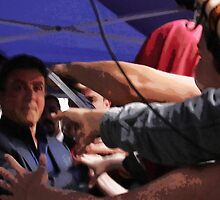 Sylvester Stallone in Cologne - 2014 by TCL-Cologne