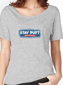 Ghostbusters - Stay Puft Marshmallows - Vintage Women's Relaxed Fit T-Shirt