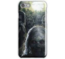 TWD Zombies iPhone Case/Skin