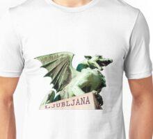 Ljubljana: City of Dragons Unisex T-Shirt