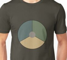 Royal Netherlands Air Force - Roundel (low-vis green) Unisex T-Shirt