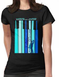 La La Land Womens Fitted T-Shirt