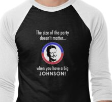 "Gary the ""Big Johnson"" for President 2016 Men's Baseball ¾ T-Shirt"