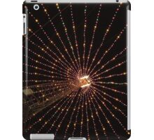 Christmas Party at the Moontower iPad Case/Skin