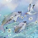 Dolphin Gifts by © Karin  Taylor