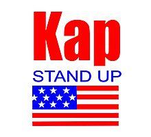 Kap Stand Up Photographic Print