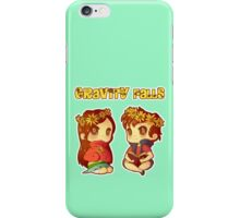 Flower Power Pines Twins iPhone Case/Skin
