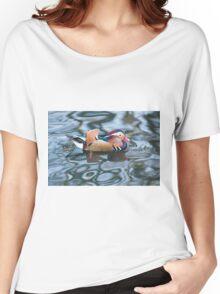 Mandarin Duck Women's Relaxed Fit T-Shirt